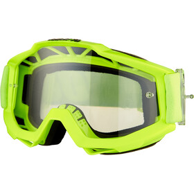 100% Accuri OTG Anti Fog Clear Gafas, fluo yellow